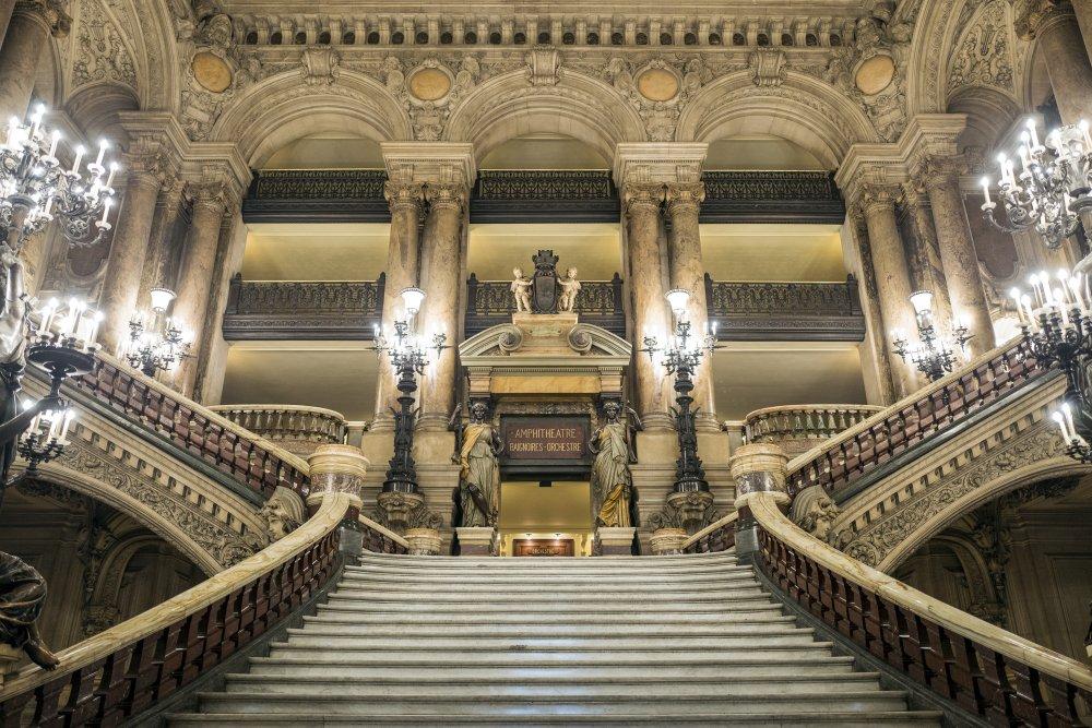 opera de paris - palais garnier