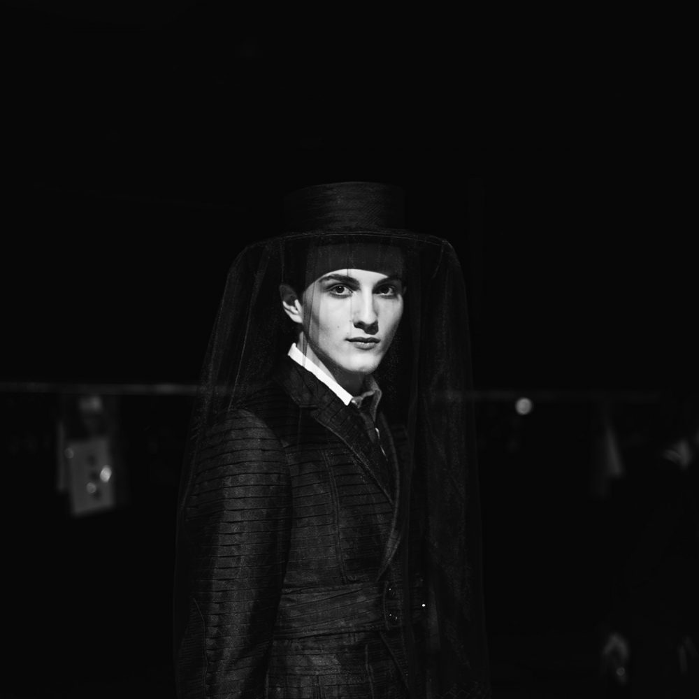 Thom Browne en noir
