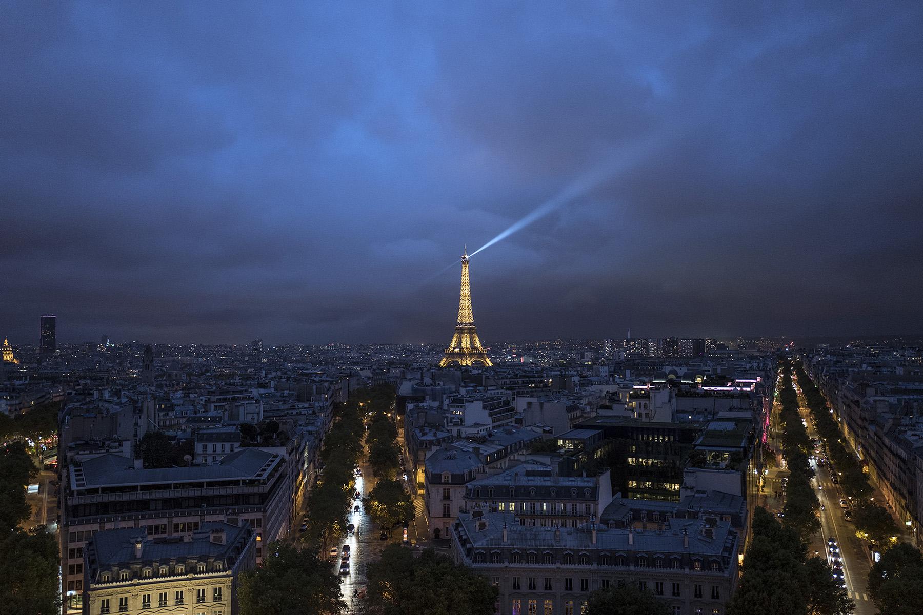 Un week-end à Paris (2)
