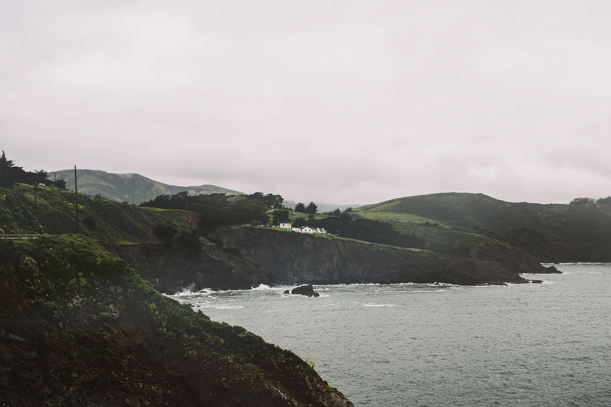 Point Bonita, San Francisco